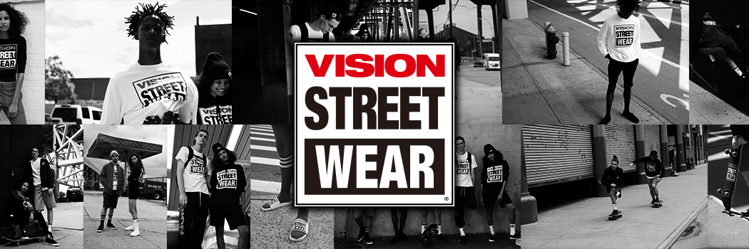 VISION STEREET WEAR